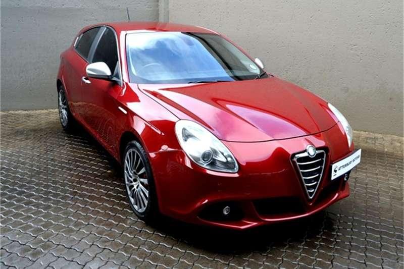 Alfa Romeo Giulietta 1.4T TCT DISTINCTIVE 5Dr 2013