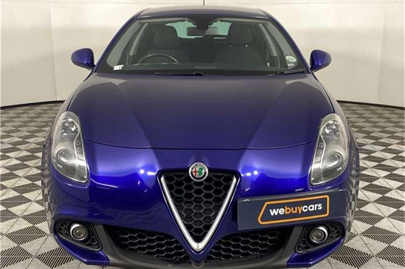 Used 2018 Alfa Romeo Giulietta 1.4TB Super auto