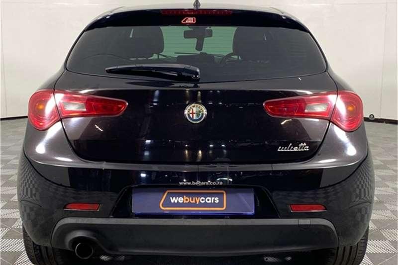 Used 2011 Alfa Romeo Giulietta 1.4TBi Distinctive