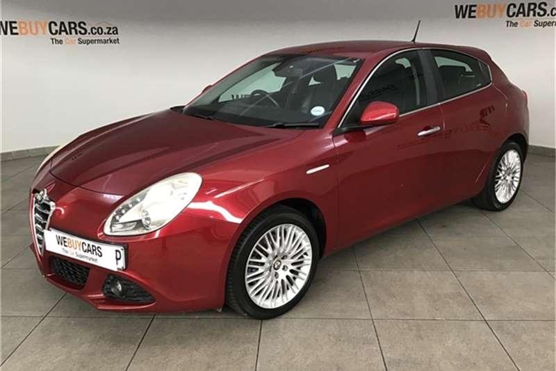 Alfa Romeo Giulietta 1.4TBi Distinctive 2012