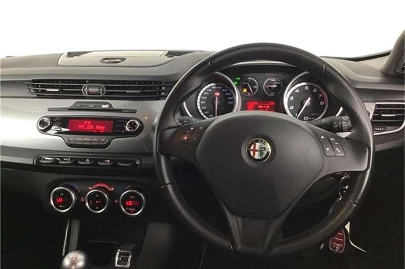 Alfa Romeo Giulietta 1.4TBi Distinctive 2013