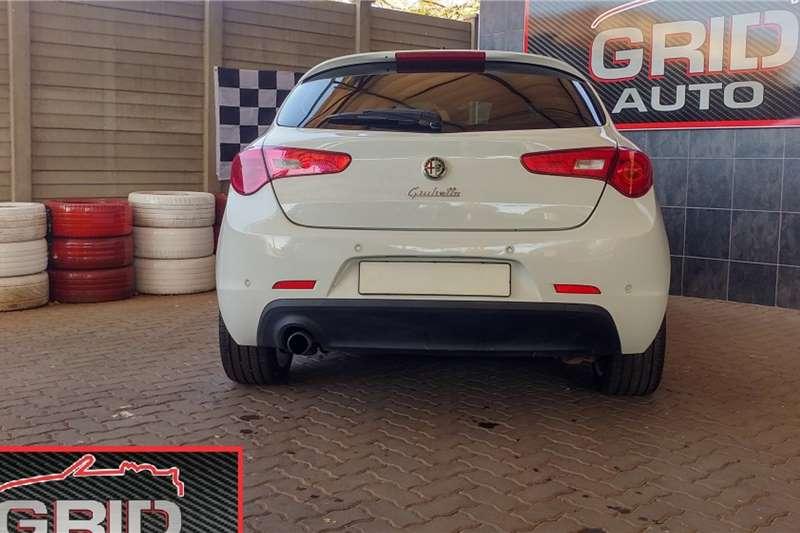 Alfa Romeo Giulietta 1.4TBi Distinctive 2016