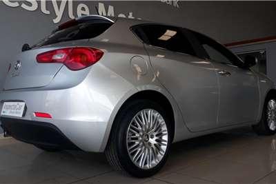 2012 Alfa Romeo Giulietta Giulietta 1.4TBi Distinctive auto