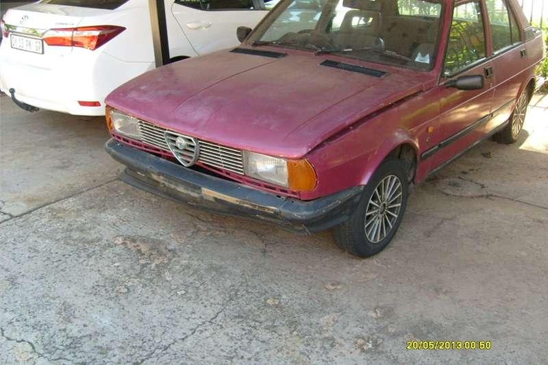 Alfa Romeo Giulietta 1.4TBi Exclusive 1983
