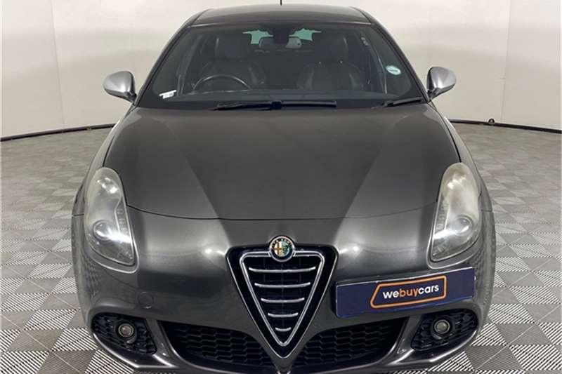 2011 Alfa Romeo Giulietta Giulietta 1750TBi Quadrifoglio Verde