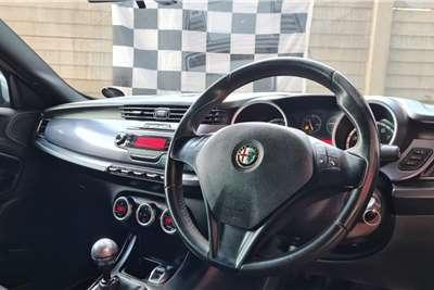 Alfa Romeo Giulietta 1750TBi Quadrifoglio Verde 2014
