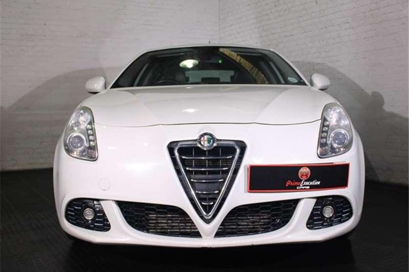 2013 Alfa Romeo Giulietta 1.4TBi Distinctive