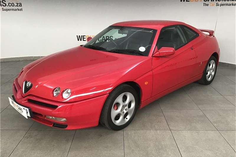 Alfa Romeo GTV 2001