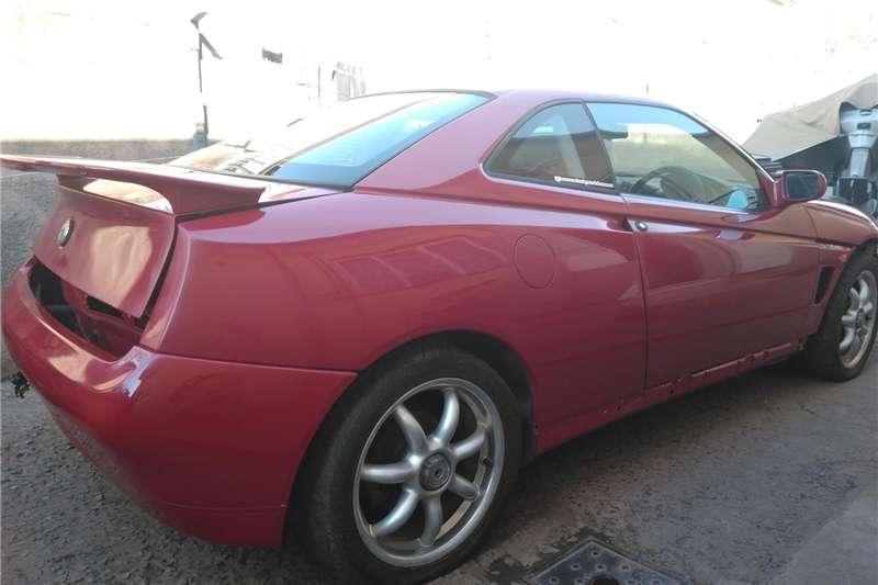 Alfa Romeo GTV 3.2 V6 2002