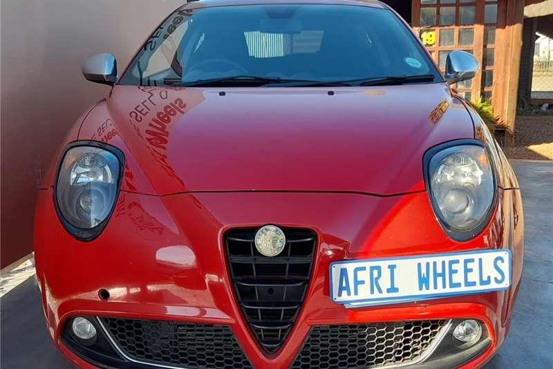 Used 2009 Alfa Romeo Mito