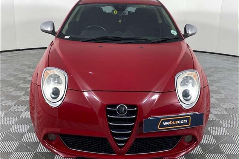2009 Alfa Romeo Mito MiTo 1.4TBi Distinctive
