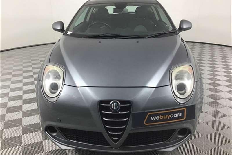 Alfa Romeo Mito 1.4TBi Distinctive 2010