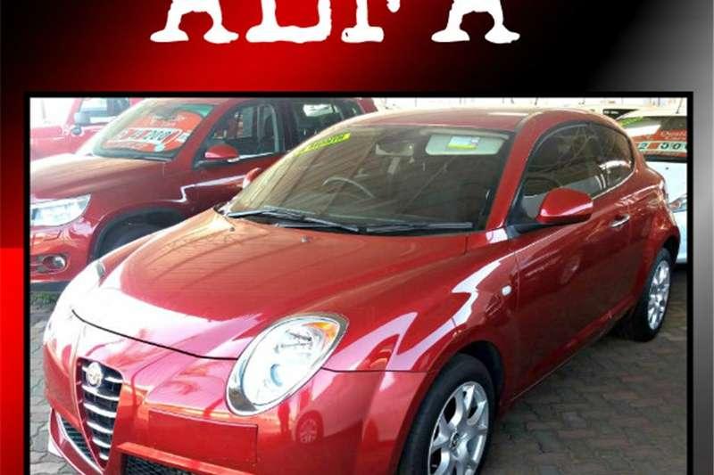 Alfa Romeo Mito 1.4TBi Distinctive 2012