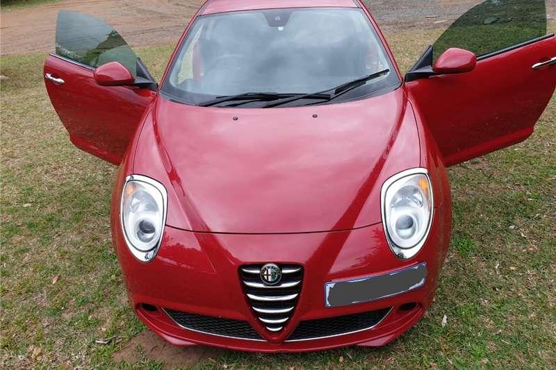 Alfa Romeo Mito 1.4TBi Progression 2013