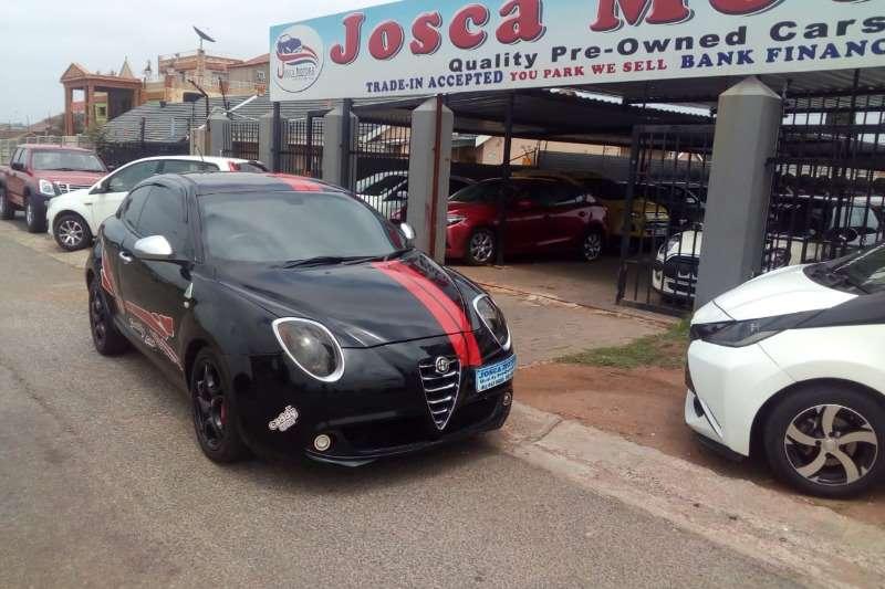 Alfa Romeo Mito 1.4TBi Progression 2015