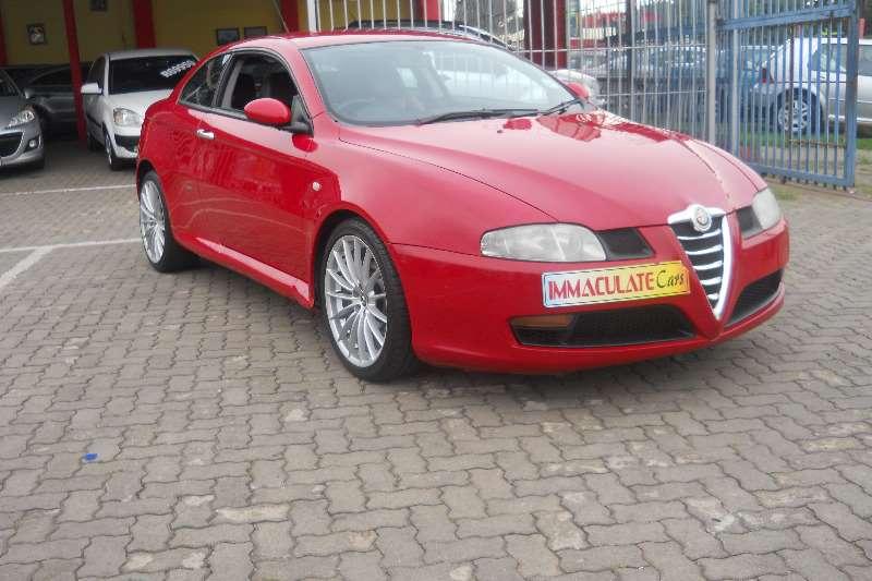 Alfa Romeo Romeo 1.9 GT Distinctive 2006