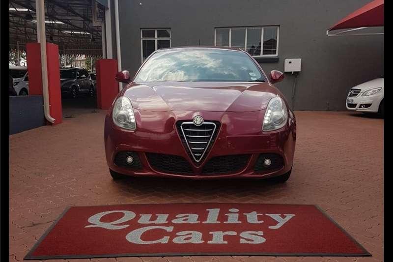 Alfa Romeo Romeo 2012