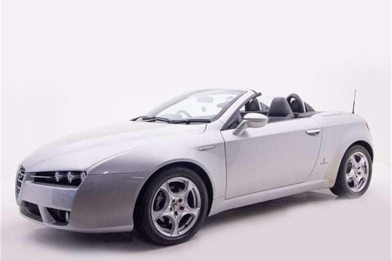 Alfa Romeo Spider 2.2 JTS 2009