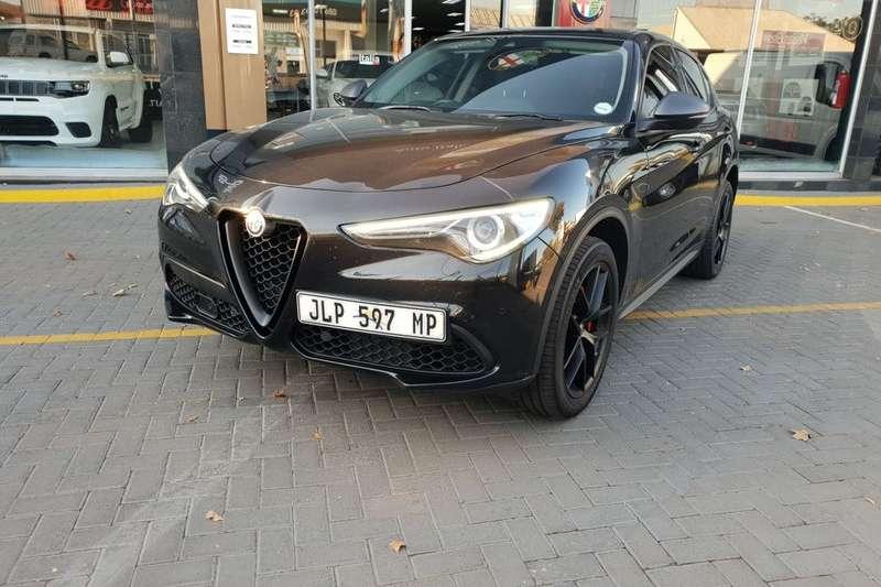 Alfa Romeo Stelvio 2.0T Super Q4 2018
