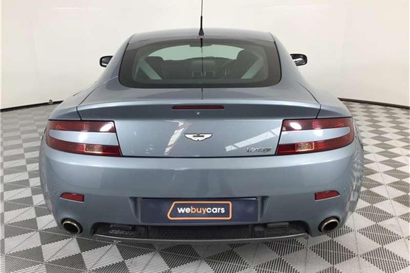 Aston Martin 2006