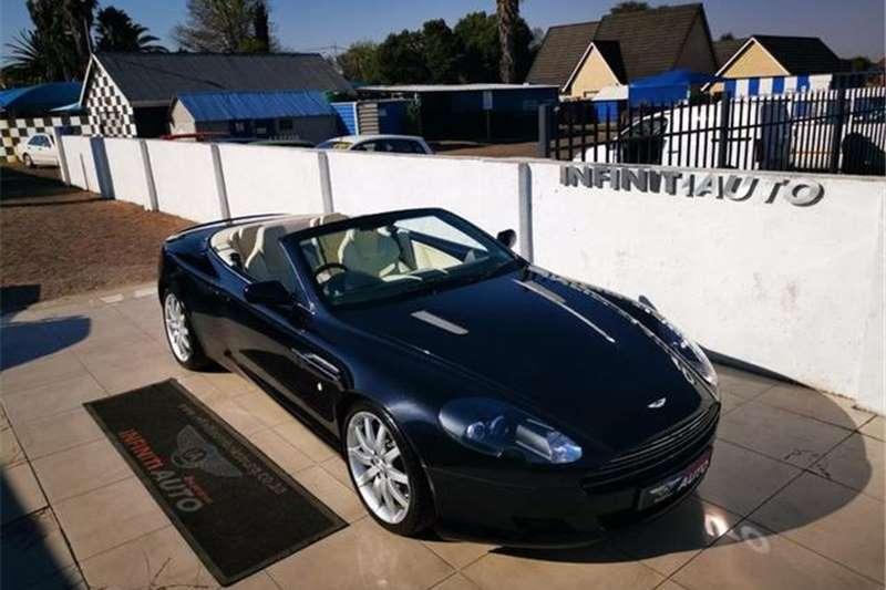 Aston Martin DB9 Convertible Auto 2006