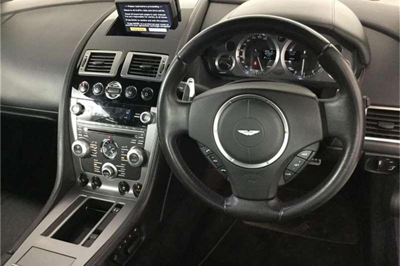 Aston Martin DB9 coupé auto 2009