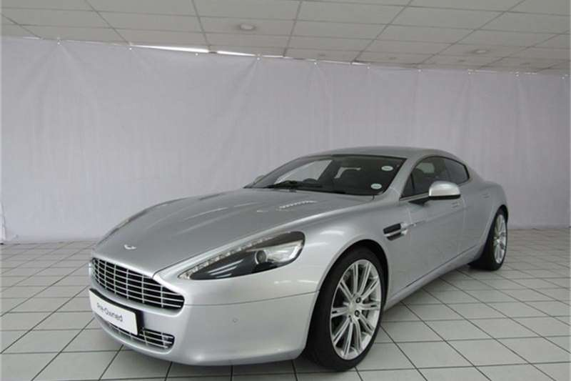 Aston Martin DB9 coupé auto 2011