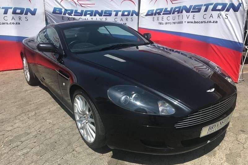 Aston Martin DB9 coupe 2006