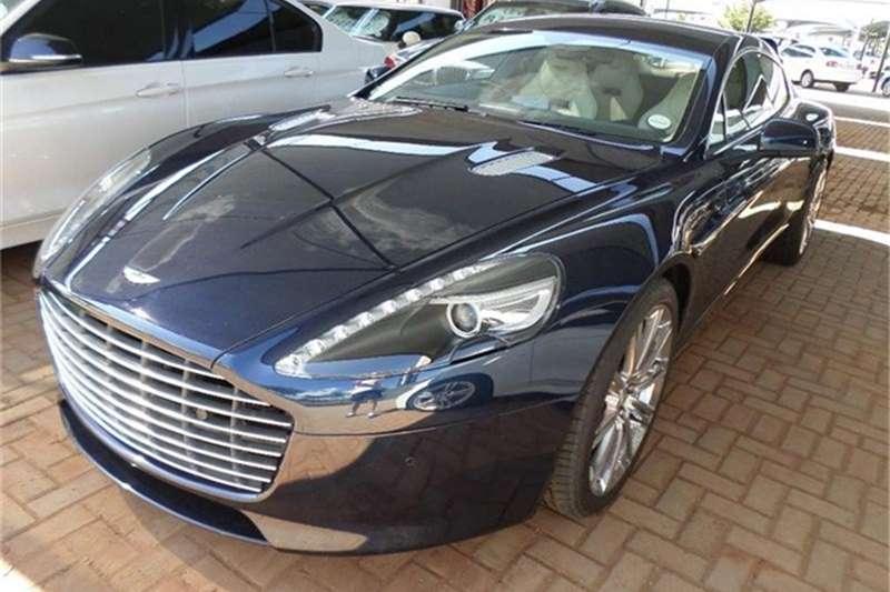 Aston Martin Rapide Rapide S For Sale In Gauteng Auto Mart