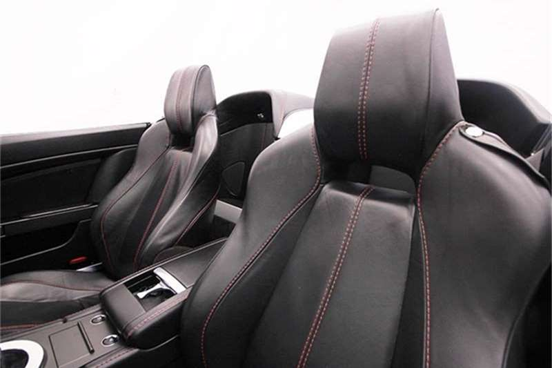 Aston Martin V8 Vantage Roadster 2008