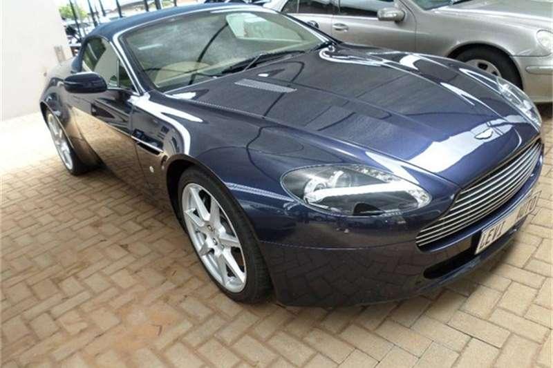 Aston Martin V8 Vantage Roadster Sportshift 2007