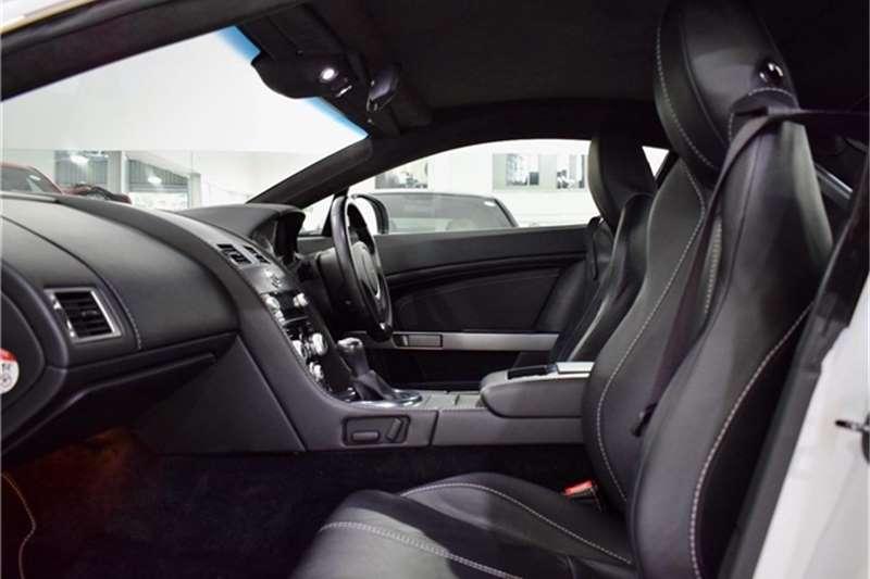 Aston Martin Vantage Coupe 2012