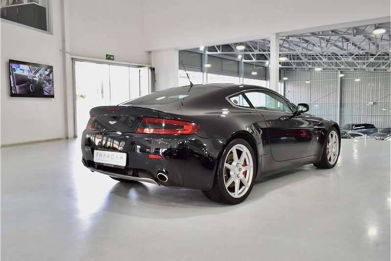 2006 Aston Martin Vantage coupe