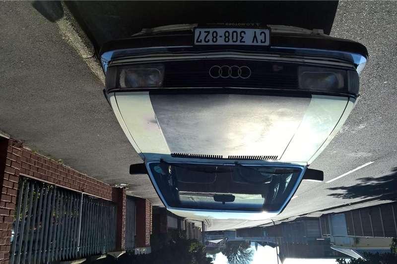 Audi 500 1982