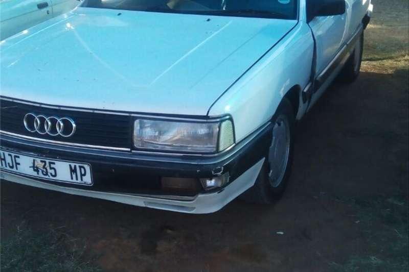 Audi 500 1991