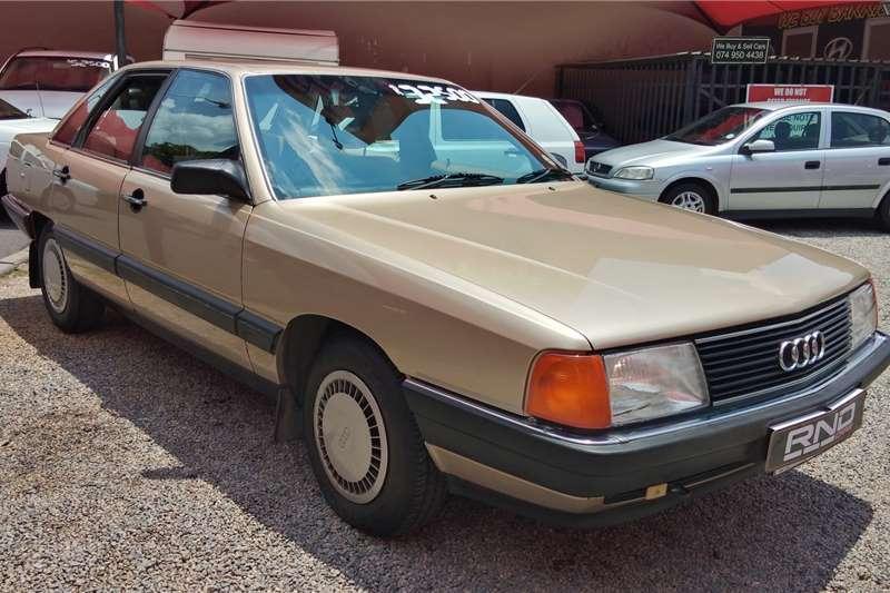 Audi 500 AUTO 1984