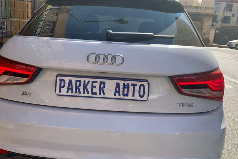2017 Audi 500