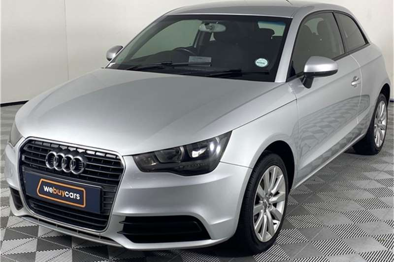 2011 Audi A1 A1 1.2T Attraction