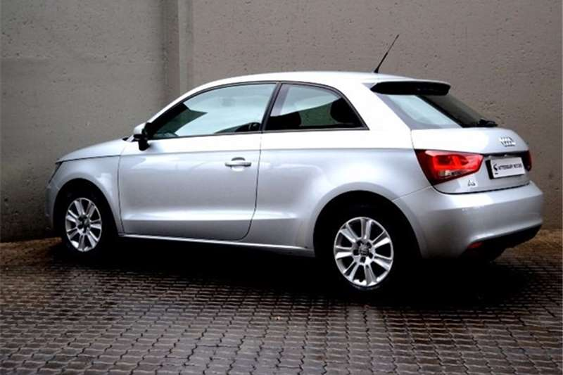 Audi A1 1.2T Attraction 2013