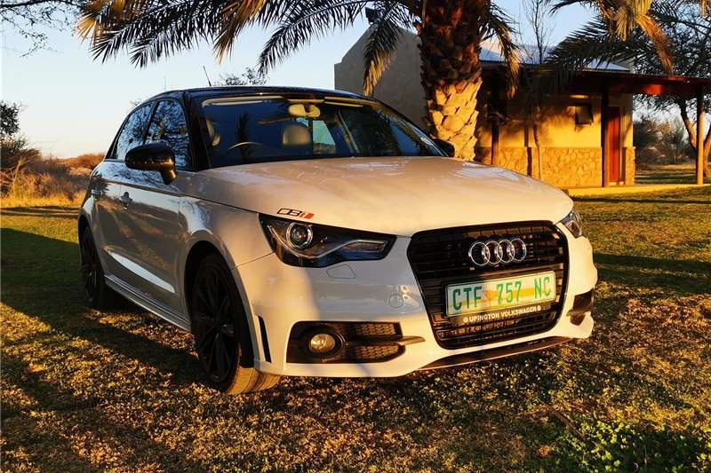 Audi A1 1.2T Attraction 2014