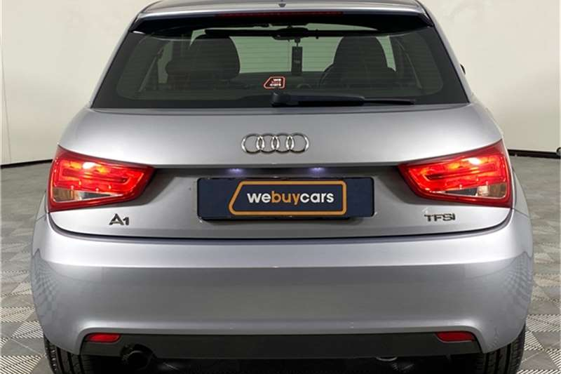 Used 2014 Audi A1 1.2T Attraction