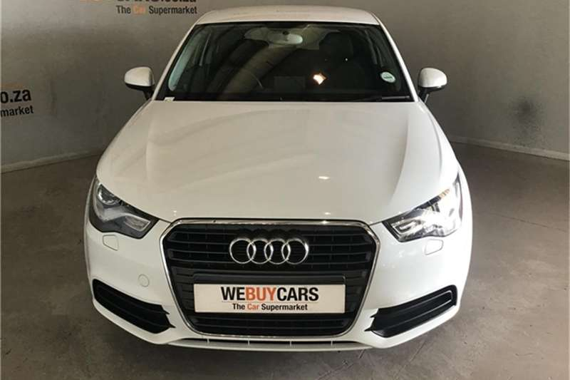 Audi A1 1.2T Attraction 2015