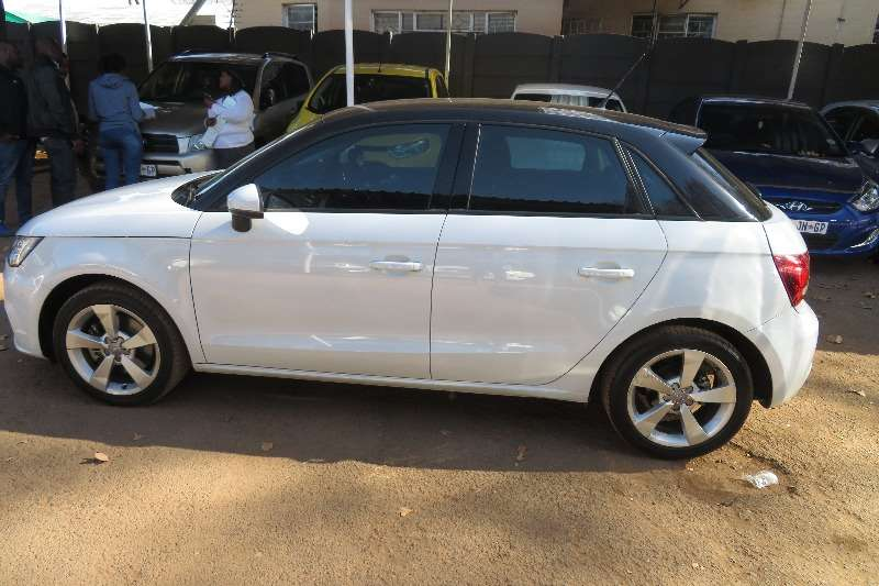 Audi A1 1.2T Attraction 2017