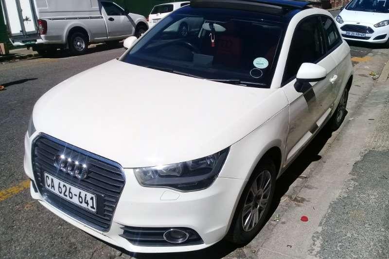 Audi A1 1.2T S 2012