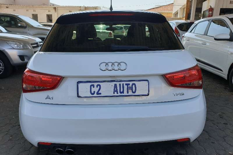 Used 2014 Audi A1 1.2T S