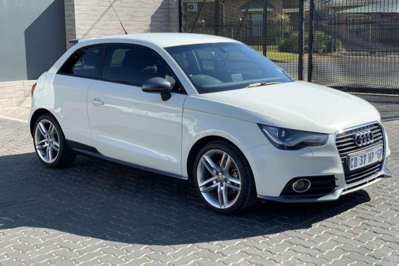 Audi A1 1.4T Ambition 2012