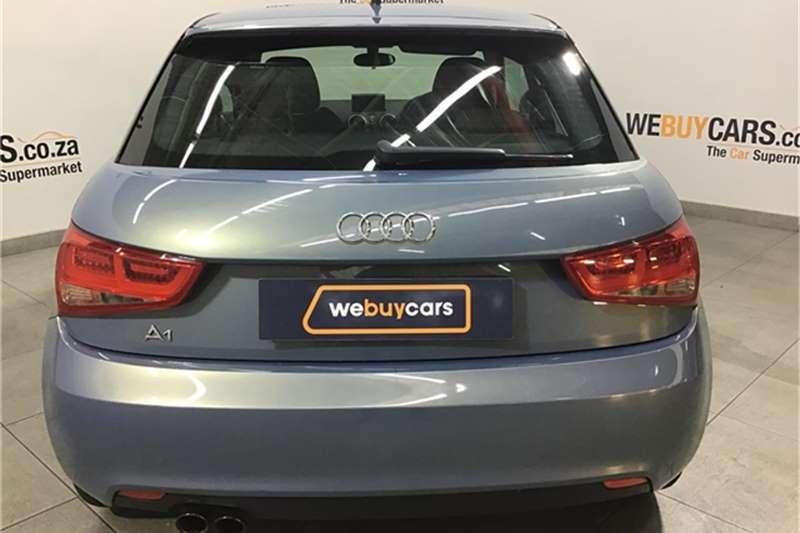 Audi A1 1.4T Ambition auto 2011