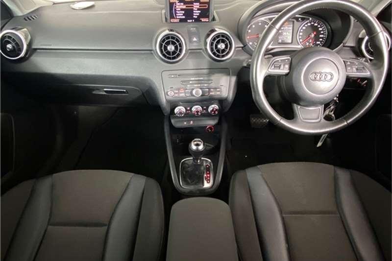 2011 Audi A1 A1 1.4T Ambition auto