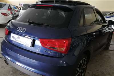 Used 2017 Audi A1 1.4T Ambition auto