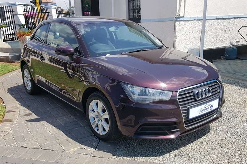 Audi A1 1.4T Attraction 2011